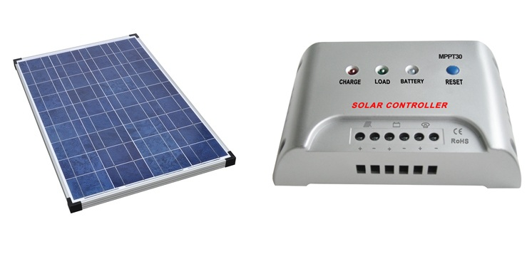 Pannello Solare Per Camper Occasione : Kit pannello solare w per barche camper eur
